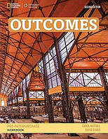 Outcomes 2nd Edition Pre-Intermediate Workbook with Audio CD