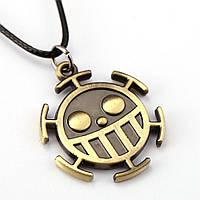 Кулон Луффи Luffy Большой куш One Piece ОР27.017