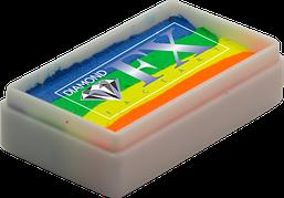 Аквагрим Diamond FX cплит кейк 28g Неоновый Сюрприз