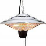 Вуличний інфра-червоний обігрівач - лампа 1,5 кВт, фото 2