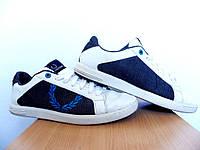 Мужские кроссовки Fred Perry 100% Оригинал р-р 45 (29 см)  (б/у,сток) , фото 1