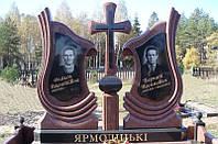 Изготовление надгробий памятников. Памятник №317