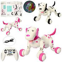 Интерактивная smart Собака-робот на радиоуправлении, Happy Cow Smart Dog, 777-338, фото 1