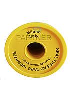 Фум лента газовая PROFI Milano 19*0.2*15м