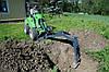 Экскаватор 210 (обратная лопата), фото 4