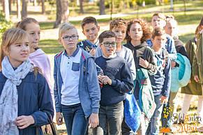 Квест на природе для 6-го класса 12.10.2018