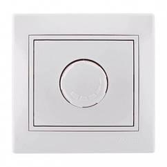 Светорегулятор 800 Вт белый Lezard Mira 701-0202-115