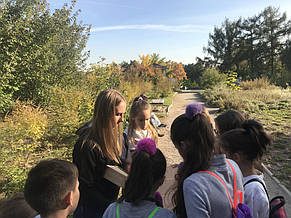 Квест на природе для 5-го класса 15.10.2018 1