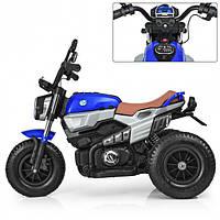 Мотоцикл Bambi M 3687AL-4 Blue