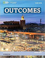 Outcomes 2nd Edition Intermediate Workbook with Audio CD