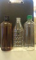Пластиковая ПЭТ для газированных и не газированных напитков