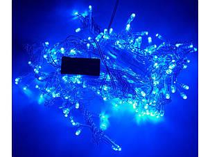 "Светодиодная гирлянда ""Штора"", 240 ламп синий , фото 2"