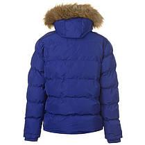 Куртка SoulCal 2 Zip Bubble Jacket Mens, фото 2