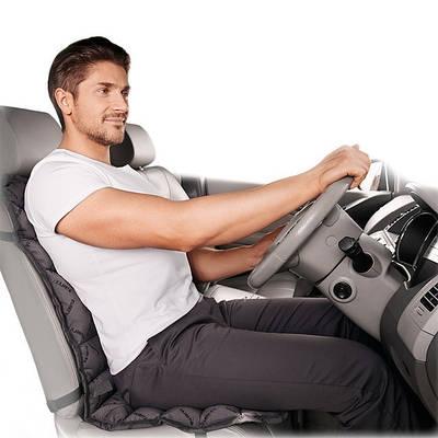 Накидки на автомобильное кресло с наполнителем лузга гречихи ТМ БиоПодушка