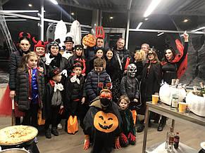 Квест на природе для детей на Хэллоуин 31.10.2018