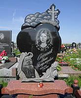 Памятник в виде сердца № 103