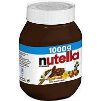 Шоколадно-ореховая паста Nutella, Германия 1 кг.