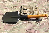 Саперка СССР с чехлом реплика (лопата малая туристическая)