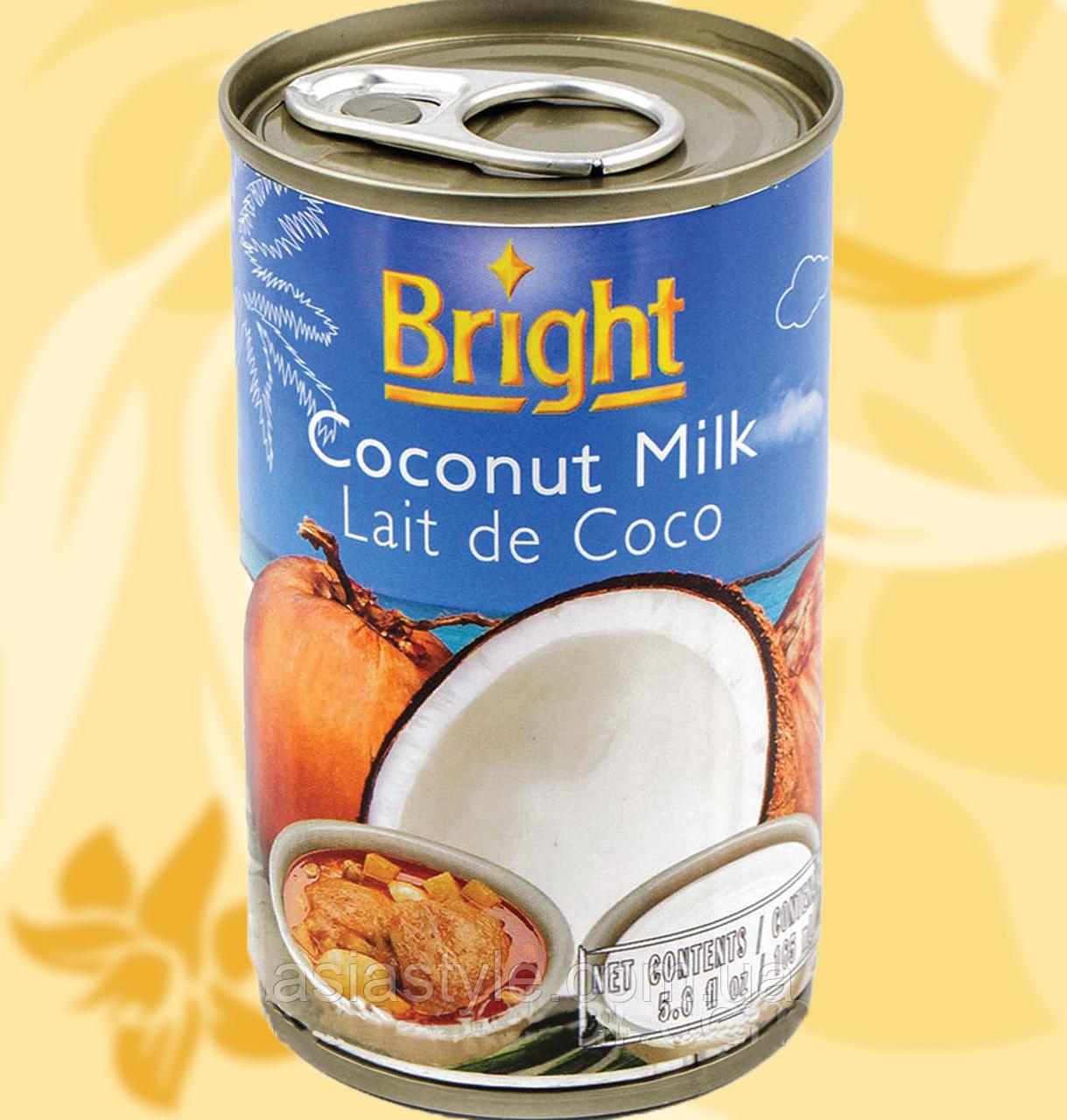 """Кокосове молоко, """"Bright"""", 165 мл, Кшн"""