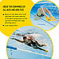 Ласты Finis Zoomers® Gold F 43-44, фото 5