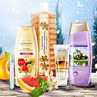 Женский Подарочный Набор AVON для тела «Сочный аромат»