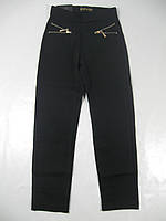 Коттоновые брюки-леггинсы для девочек, размеры 4,6 лет, Emma Girl, арт. Т 305, фото 1