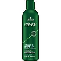 Увлажняющий шампунь без сульфатов - Schwarzkopf  Essensity Color & Moisture Shampoo, 250мл