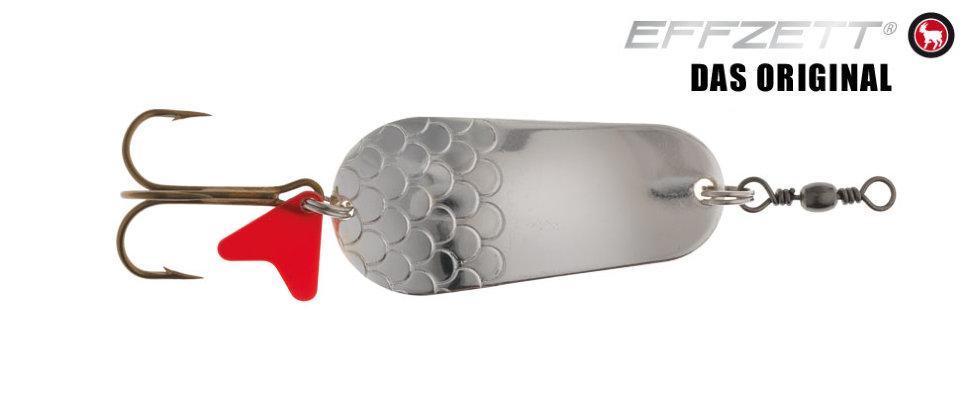 Блесна D•A•M EFFZETT® BLINKER STANDARD 16гр 45мм (цвет-серебро)