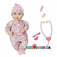 Интерактивная кукла Zapf Creation BABY ANNABELL  ДОКТОР с аксессуарами (43 см) 701294