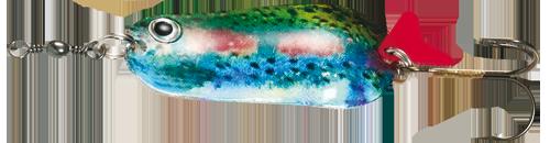 Блесна D•A•M EFFZETT® BLINKER SUPER NATURAL 16гр 45мм (цвет-радужная форель)
