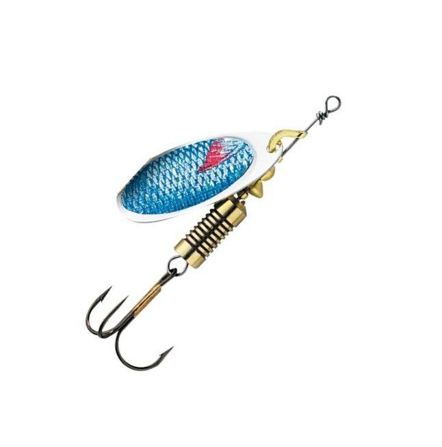 Блесна D•A•M EFFZETT® SPINNER Nature 3D №3 6гр (цвет- roach)