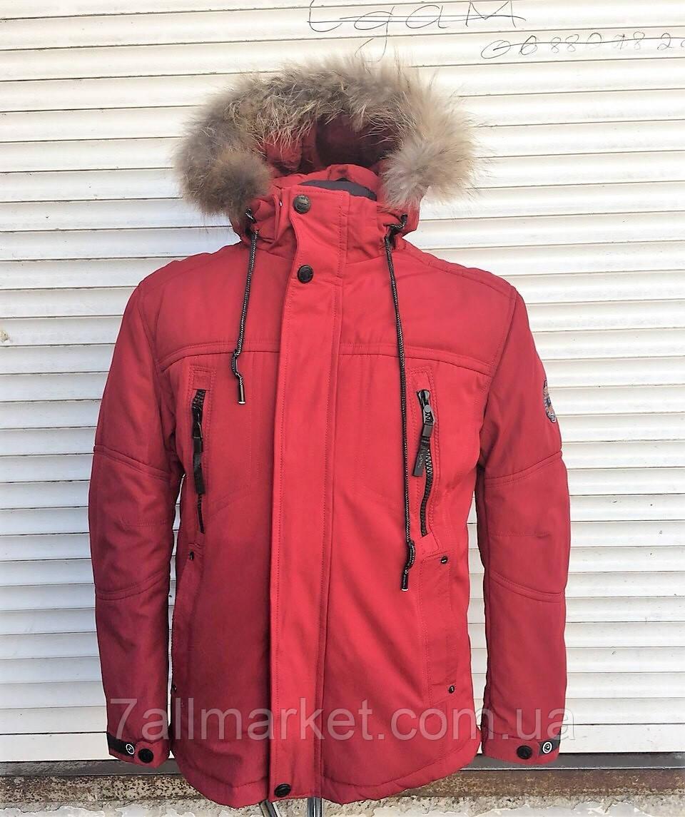 Куртка-парка мужская зимняя на холлофайбере, размеры 48-56 (2 цв ... 081f8fcef99