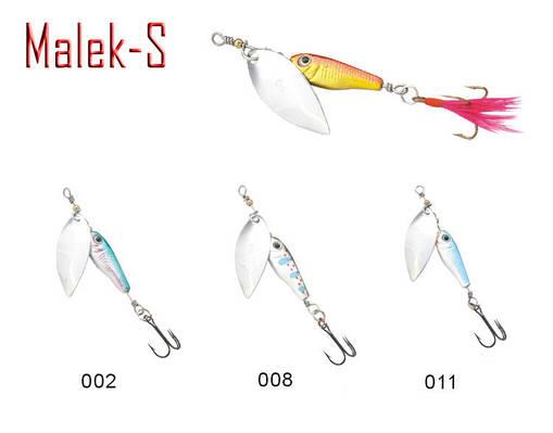 Блесна Fishing ROI Malek-S 5гр (5006-0-011)