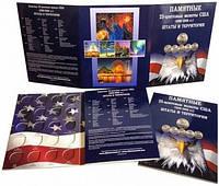 Альбом-планшет для 25-центових монет США (1999-2009). Штати і території