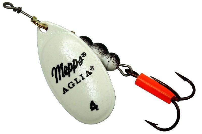 Блесна Mepps Aglia Fluo phospho 4  9гр (30 166 204)