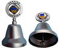 Колокольчик 6023 с национальной символикой