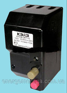 Автоматический выключатель АП 50Б 2МТ 50А, фото 2