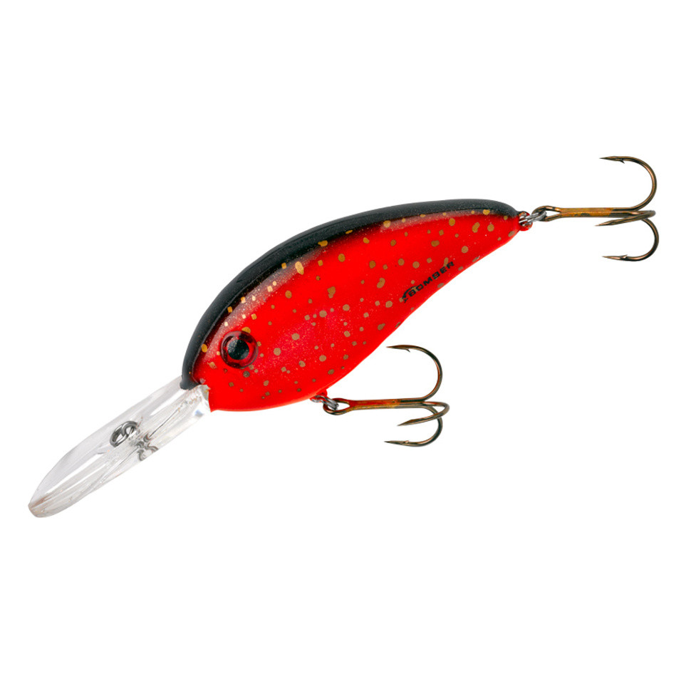 Воблер Bomber BD8F Fat Free Shad 76mm 21g RG