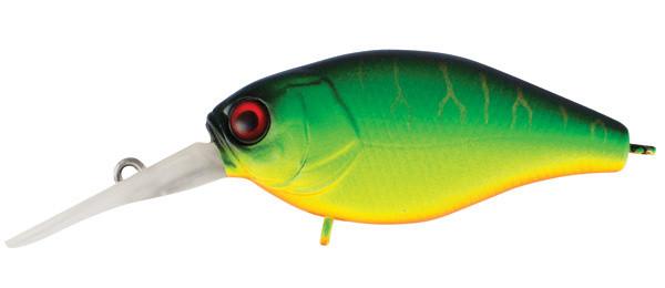Воблер Jackall D Cherry 48 48мм 7,6г Mat Tiger Floating