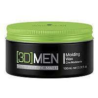 Моделирующий воск для волос Schwarzkopf professional [3D]Mension Molding Wax, 100 мл