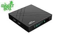 Eachlink H6 Mini, Allwinner H6, 3+32, Android 7, 6k, USB 3.0, Bluetooth 4.1, LAN 100M, WiFi 2.4G, фото 1