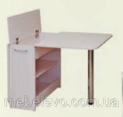 Стол книжка 2  740х360х820мм   Пехотин, фото 2