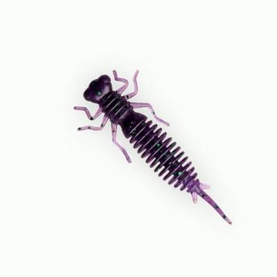 """Съедобный силикон Fanatik Larva 2.5"""" цвет 007 7шт"""