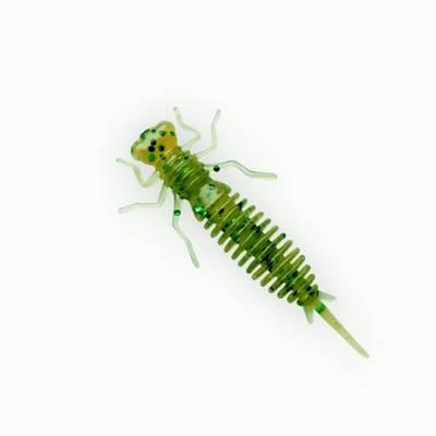 """Съедобный силикон Fanatik Larva 4.5"""" цвет 005 5шт"""