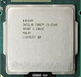 Процессор Intel core i5-2500K 2x3.3 GHz s1155