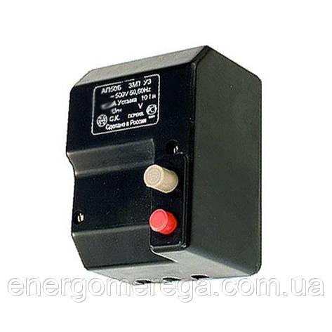 Автоматический выключатель АП 50Б 3МТ 16А, фото 2