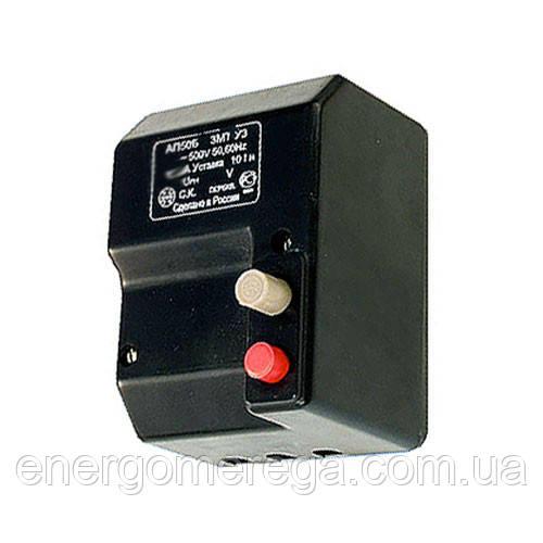 Автоматический выключатель АП 50Б 3МТ 25А