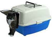 Ferplast BELLA Закрытый туалет для кошек с глубоким поддоном