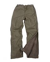 ЗИМНИЕ брюки на меху Бундес Bundesweh оригинал Gr.1, GR.3
