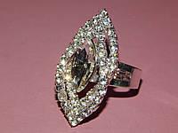 Кольцо, размер регулируется 007125